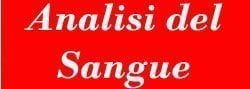 Analisi del sangue Forum